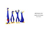 Demo 8 Animals 1 Penguin Variant Mutant Penguin