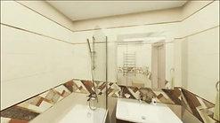 Дизайн ванной комнаты с коллекцией Tempo от Gracia Ceramica.