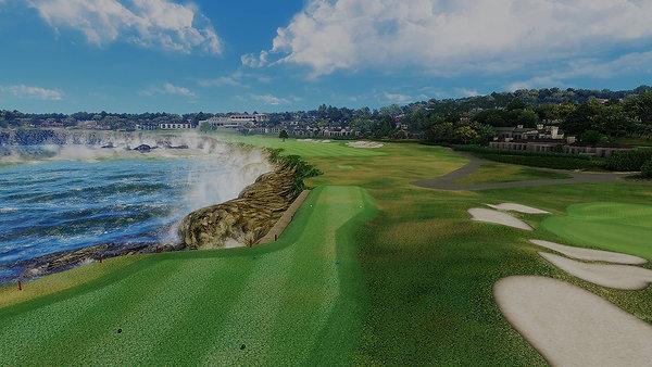 Il futuro del golf è arrivato!
