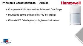 DT8035 Sensor Honeywell