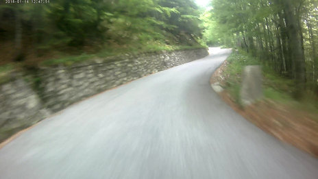 Mangart High Road