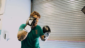 Box hitt gym mixed training and sparring 15.07.2021