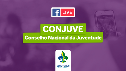 🎥 Live | Conselho Nacional da Juventude