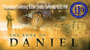 Daniel Chapter 9 The Prayer of Repentance 9-17-2020
