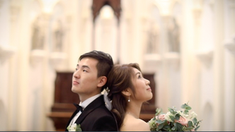 Winnie & Eric Wedding MV