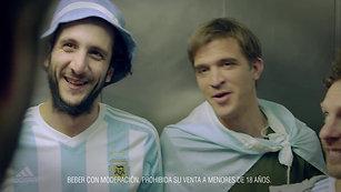 "QUILMES Copa América ""Ascensor"""