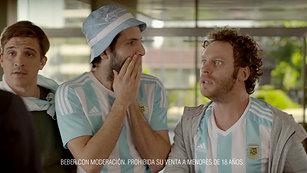 "QUILMES Copa América ""Conserje"""