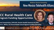 FCC Rural Health Care Program Funding Opportunities