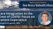 Care Integration in the Time of Covid: Focus on Patient Experience