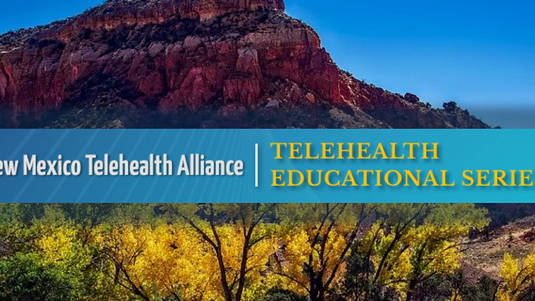 Telehealth Educational Series - 2021