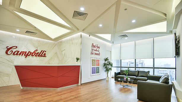New Campbell office by Konan Design