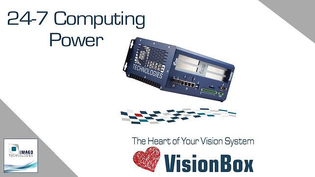 VisionBox LE MANS
