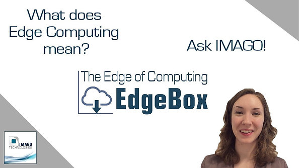 A Definition of Edge Computing