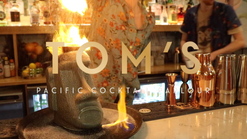 Tom's cocktail bar