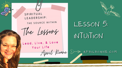 Lesson 5: Intuition