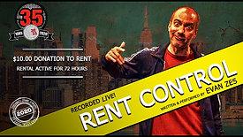 CSC Fringe Fest: Rent Control