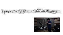 La scala di seta Oboe Excerpt