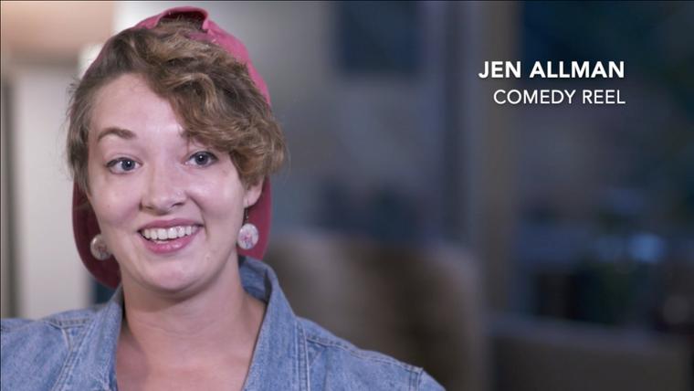 Jen Allman Comedy Reel