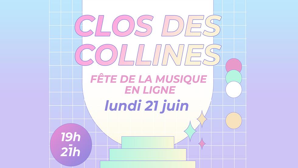 LIVE CLOS DES COLLINES