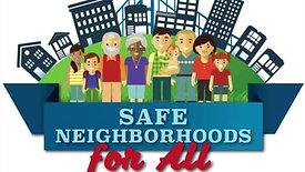 Locating Safe Neighborhoods