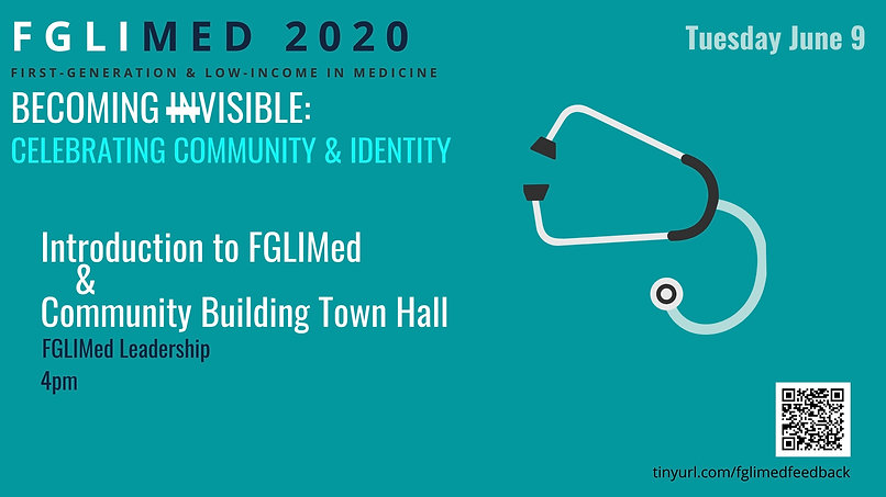 FGLIMed 2020: Intro to FGLIMed