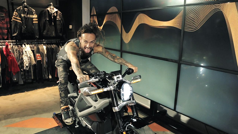 Branded Content: Harley-Davidson of NYC
