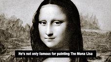 Leonardo da Vinci x Mockup Machine