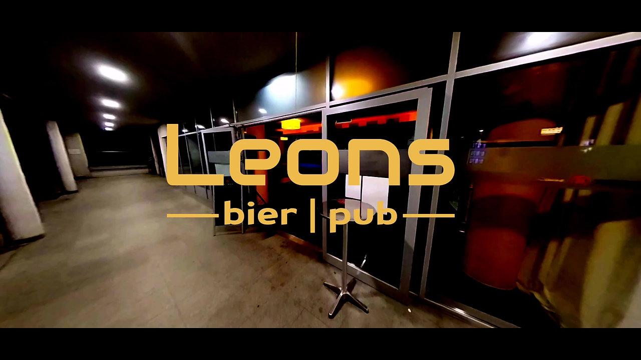 Leons Bar Rundgang