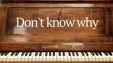 Do'nt know why