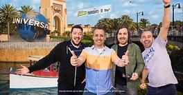 Universal Orlando Social Cinemagraph