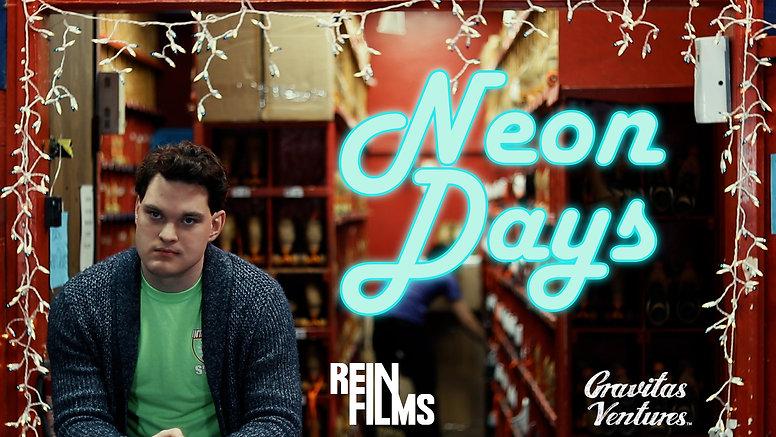 Neon Days - Release Trailer