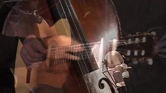 Guitar/Bass duo sample- Overjoyed (S. Wonder)