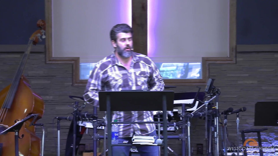 """10.18.20 - """"Our Time and The Sovereignty of God"""""""