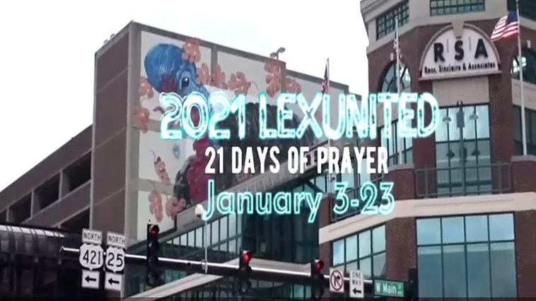 LexUnited 21 Days of Prayer