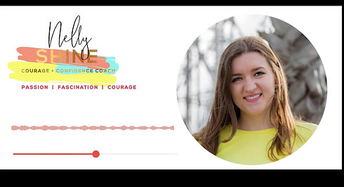 Nelly Shine, Courage + Confidence Coach, Barcelona