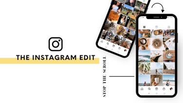 The Instagram Edit_Intro