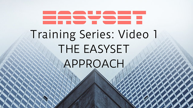 EasySet: The Basics