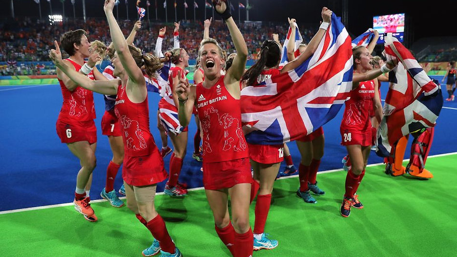 Rio 2016 Olympic Gold Medallists