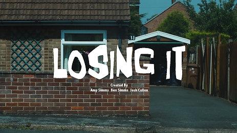 LOSING IT - short film
