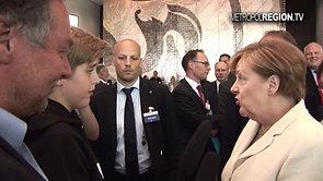 Digitalgipfel 2017 mit Angela Merkel.