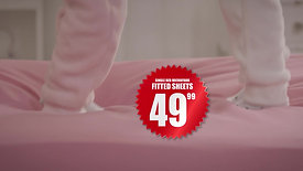 PEP Polar Fleece & Fitted Sheets TVC