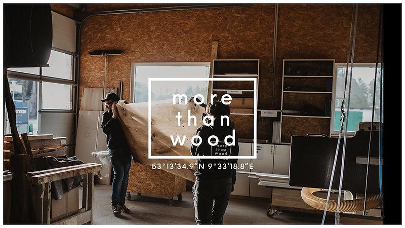 morethanwood.de I nachhaltige Möbel aus regionalem Holz