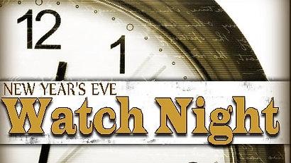 International Watch Night Prayer Service