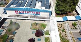 Campolindo High School Solar Pool