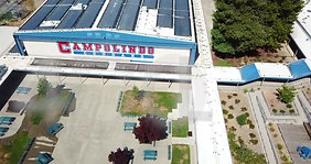 Campolindo High School Solar Pool