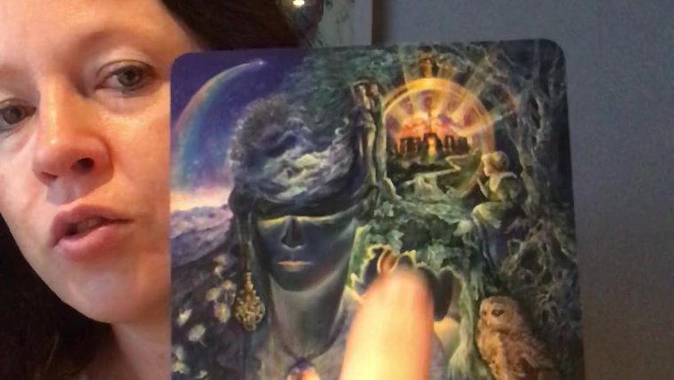 Free reading - Full Moon in Aquarius August 3rd 2020