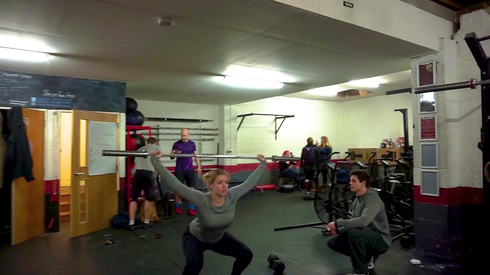 CrossFit Tooting