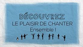 Meet & Sing, Chorales créatives