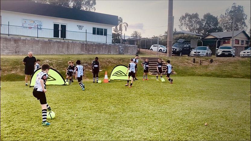 Nerimbera FC Juniors