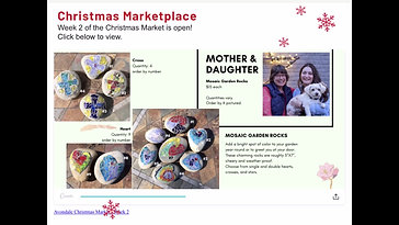 2nd Annual Christmas Market